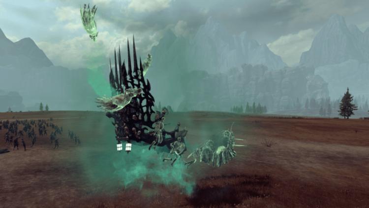Total War: Warhammer to add AI Regiment of Renown recruitment