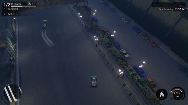 Mantis Burn Racer