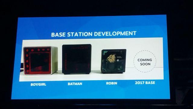 Vive Base Station
