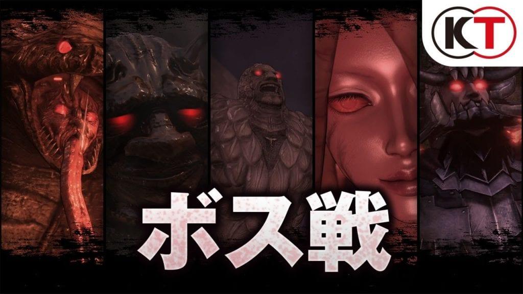 Berserk video shows off some boss fight gameplay