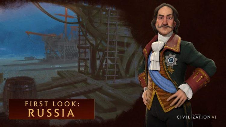 Civilization VI didn't rush to release this Russia trailer
