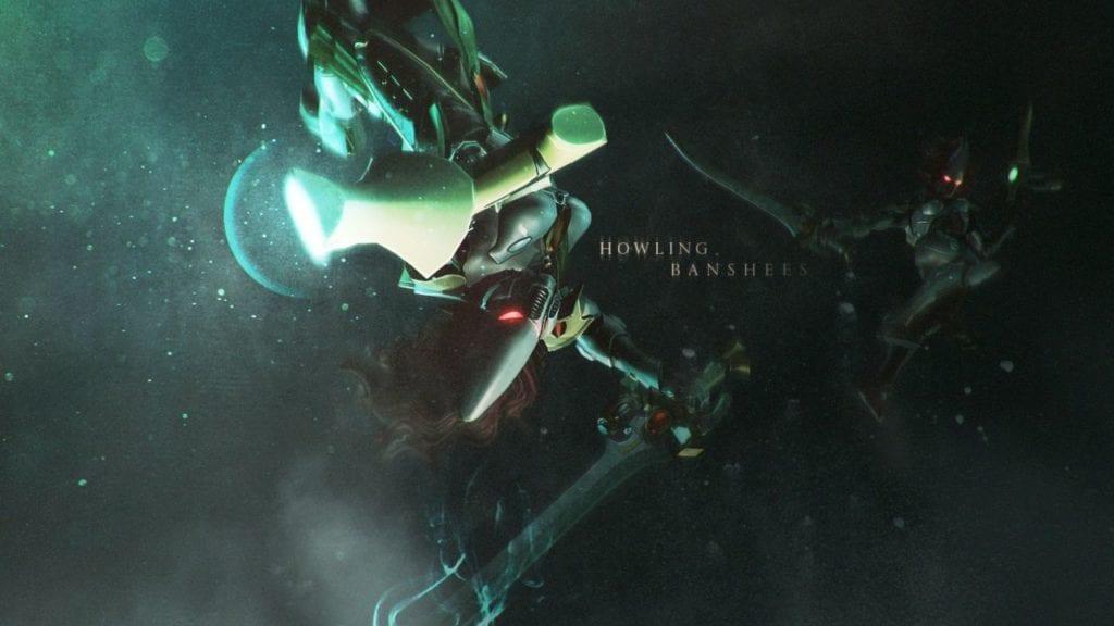 Dawn of War 3 details the Eldar Howling Banshee unit