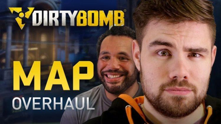 Dirty Bomb getting map overhaul soon
