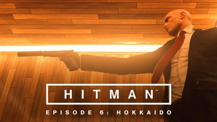 HITMAN season finale heads to Hokkaido this month