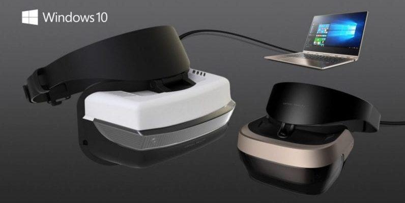 Microsoft Windows 10 VR