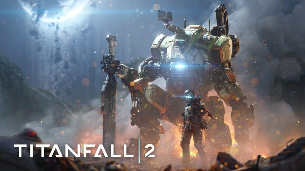 Titanfall 2 С СЕКРЕТНЫМ ВОПРОСОМ