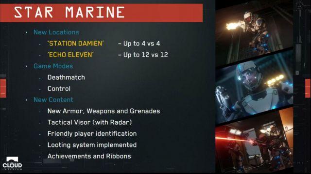 Star Marine Star Citizen