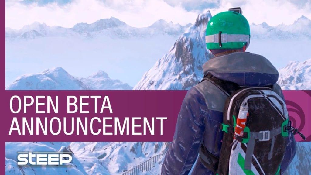 Steep open beta coming on 18 November