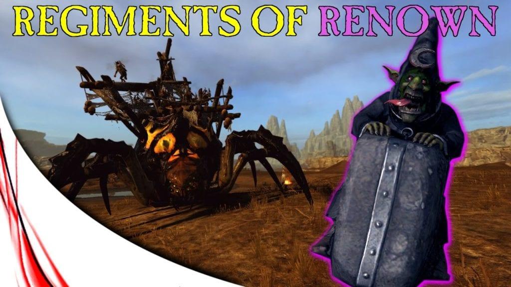 Total War: Warhammer video details new Regiments of Renown