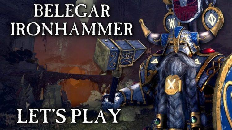 Total War: Warhammer video shows Belegar DLC quest battle