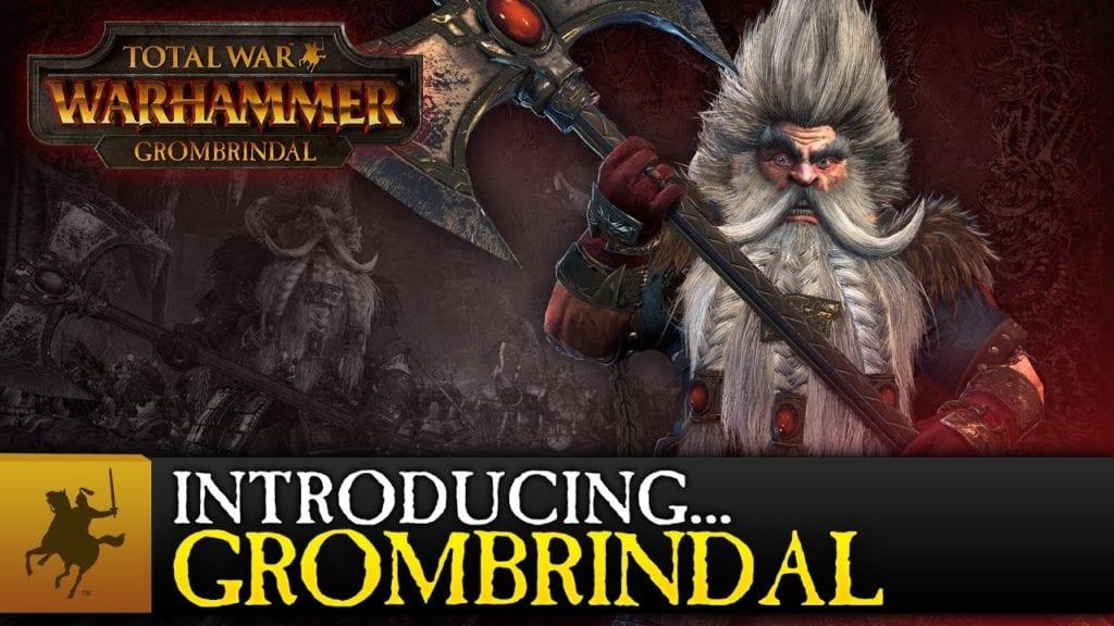 Total War: Warhammer's Grombrindal gets a backstory video