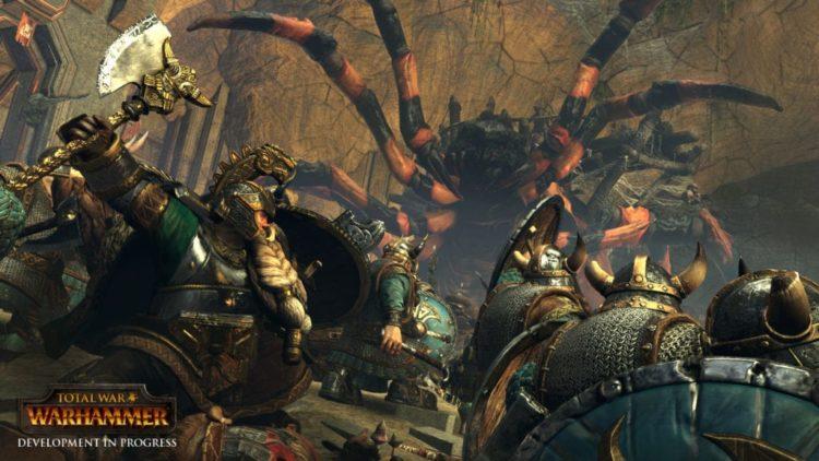 Total War: Warhammer drops heavy Greenskin and Dwarf DLC hints