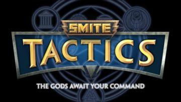 Turn-based strategy Smite Tactics revealed by Hi-Rez Studios