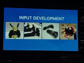 Vive VR Controller Valve Protoype
