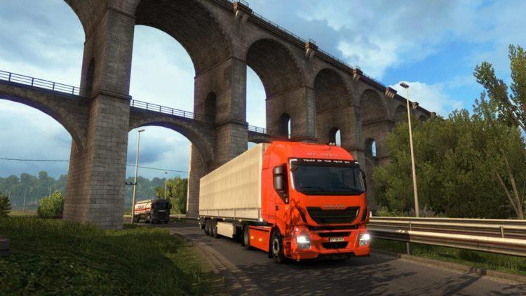 Euro Truck Simulator 2 getting France DLC next week