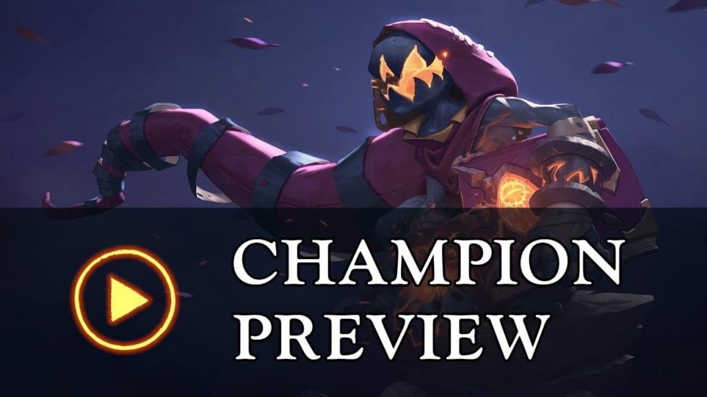 "Battlerite new Champion Ezmo ""The Mischievous"" revealed"