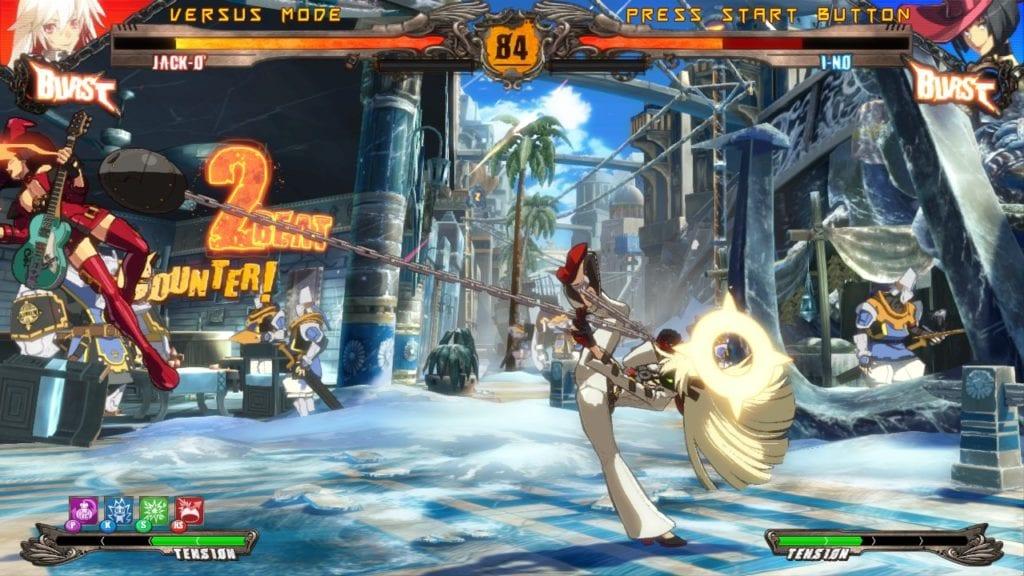 Guilty Gear Xrd Revelator hits the PC on 14 December