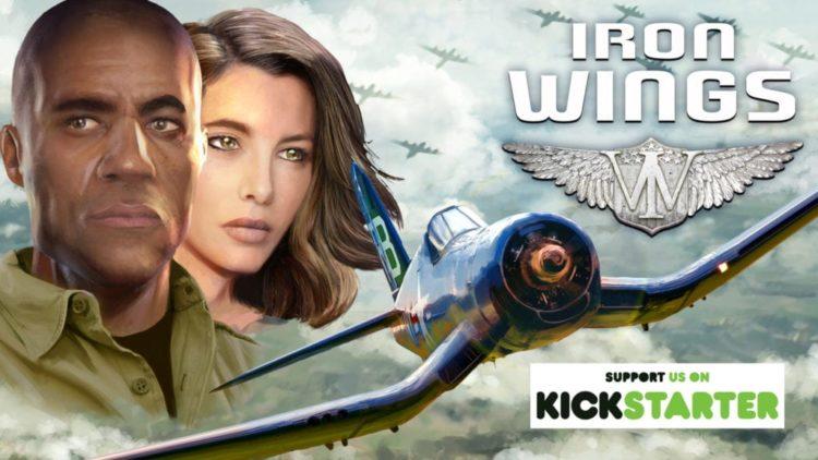 WWII air combat action adventure Iron Wings hits Kickstarter