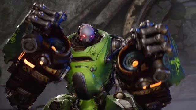 PC Invasion Plays Paragon's latest hero Crunch