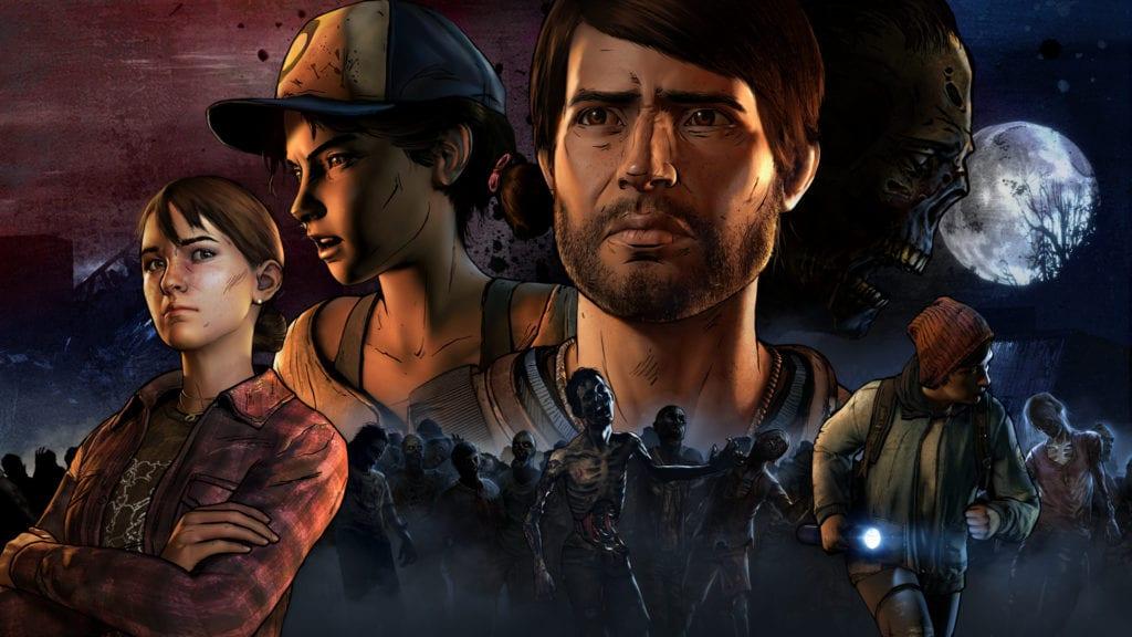 Telltale's Walking Dead opens a New Frontier on 20 December