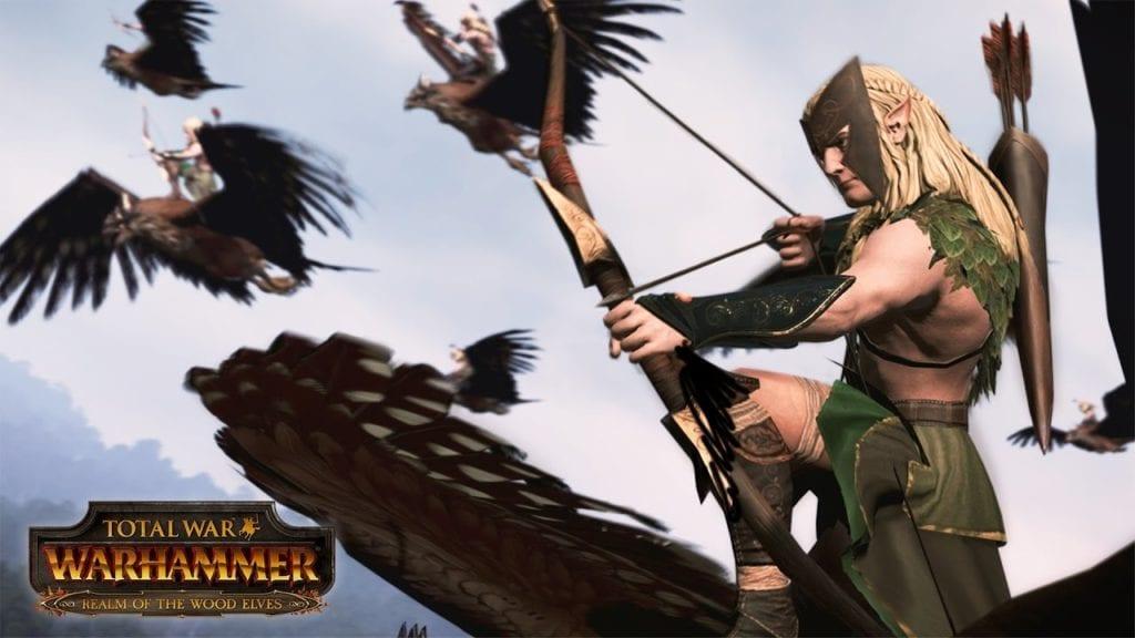 Total War: Warhammer Wood Elves DLC announced