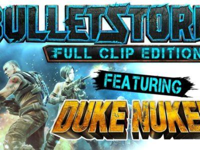 Bulletstorm: Full Clip Gearbox