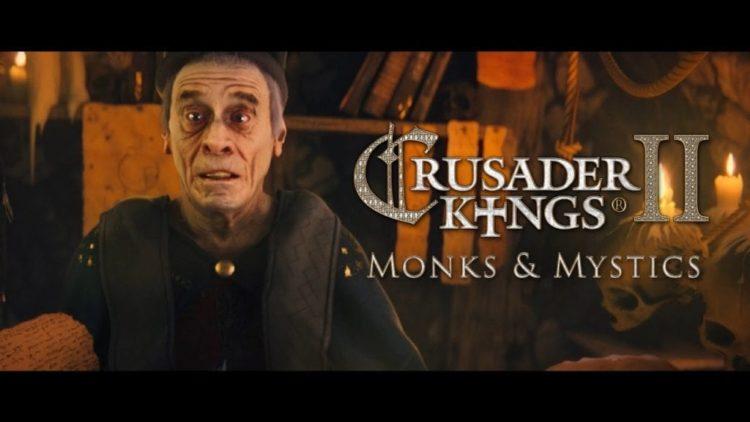 Crusader Kings 2 Monks & Mystics DLC lets you join the Illuminati