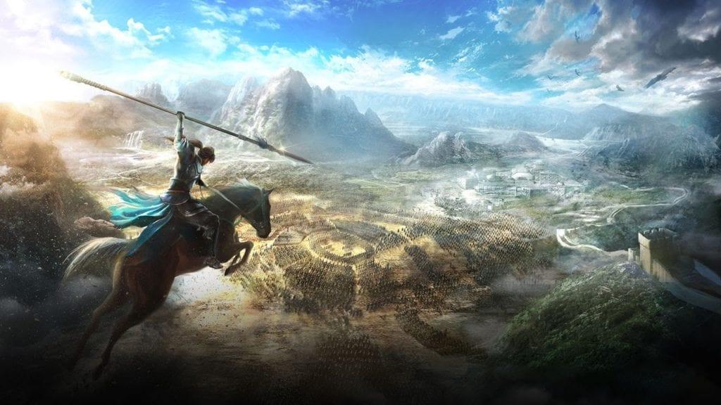 Dynasty Warriors 9 announced, goes open world • Eurogamer.net