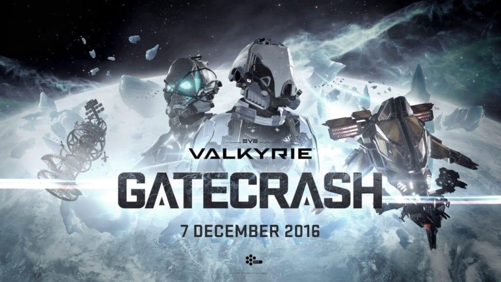 EVE: Valkyrie trails Gatecrash update on 7 December