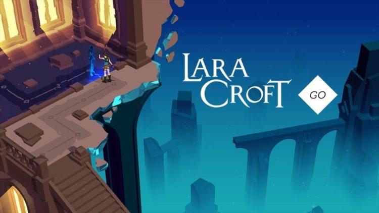 Lara Croft GO comes out on PC tomorrow