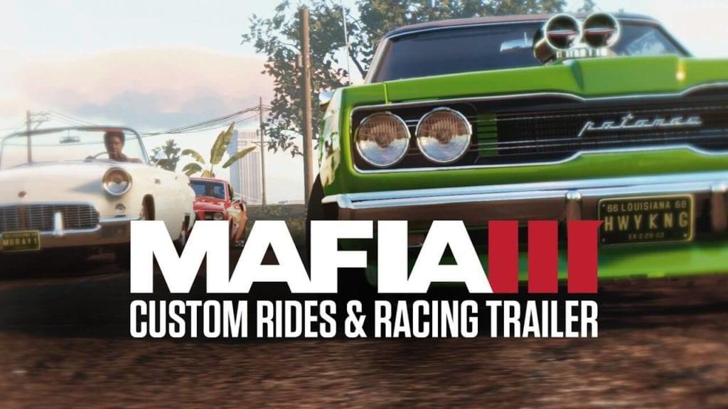 Mafia 3 Car Customisation update now live