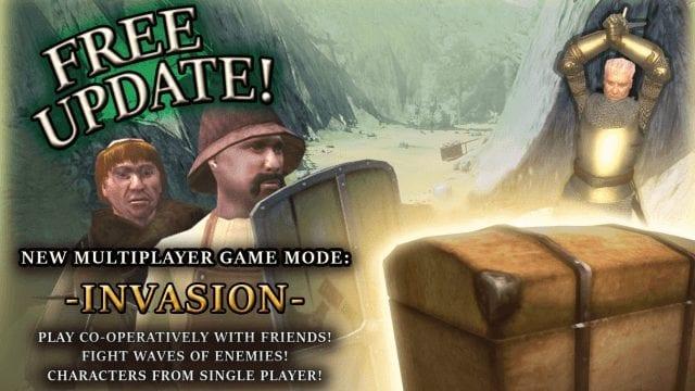 Mount & Blade: Warband adds free Invasion mode