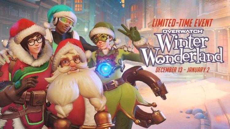 Overwatch's Winter Wonderland brings loot sacks and snowballs