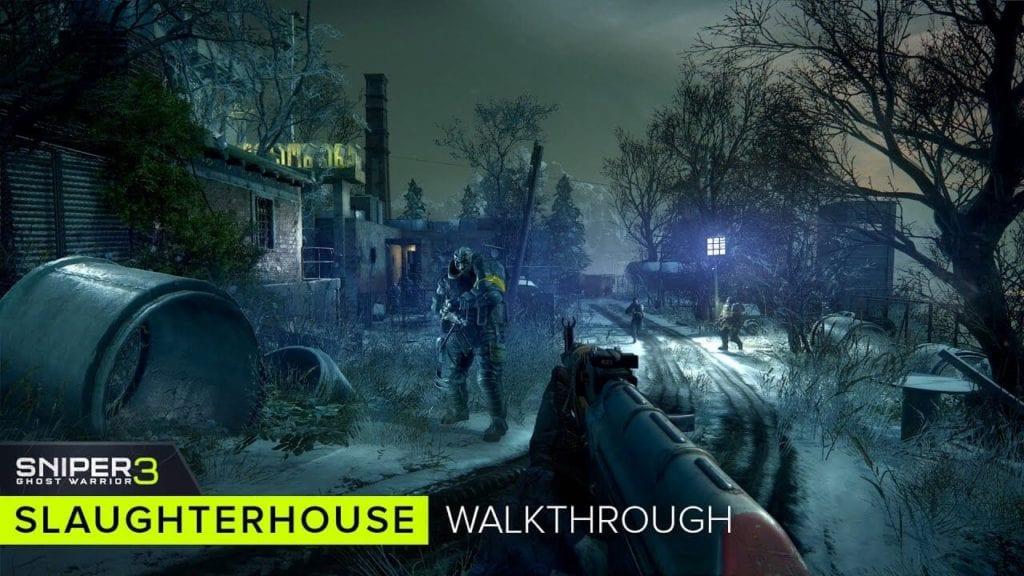 Sniper: Ghost Warrior 3 walkthrough takes you to the slaughterhouse