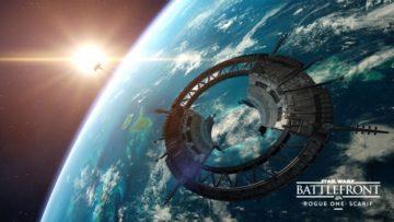 Star Wars Battlefront Rogue One: Scarif DLC gets a trailer