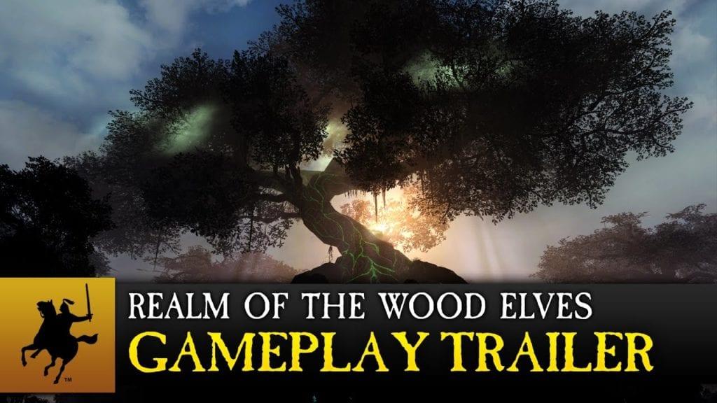 Total War: Warhammer Wood Elf DLC out, new gameplay trailer