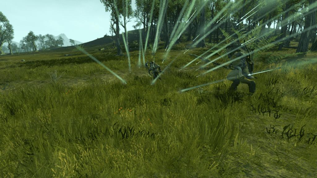 Total War: Warhammer - Realm of Wood Elves DLC