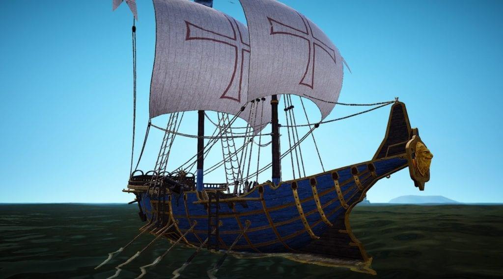 Black Desert Online expands to the Margoria seas on 25