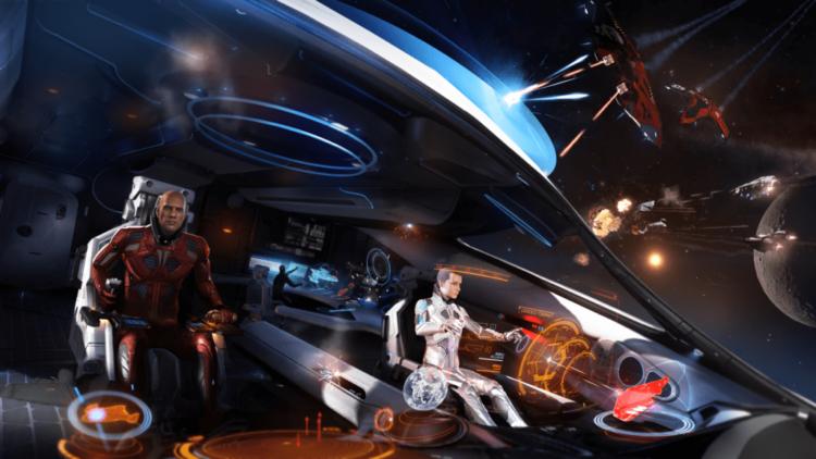 Elite Dangerous: The Commanders 2.3 beta coming mid-Feb