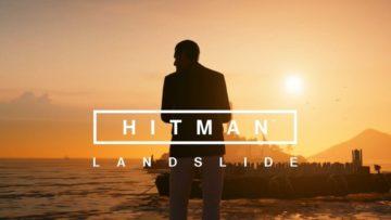 Hitman's Landslide bonus mission coming 31 January