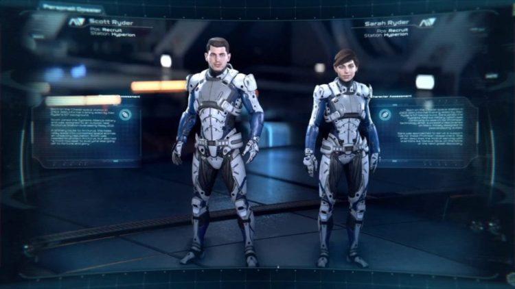 Mass Effect: Andromeda Pathfinder team briefing video