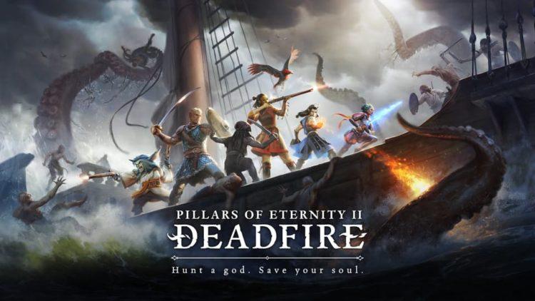 Pillars of Eternity 2: Deadfire finally revealed, on Fig