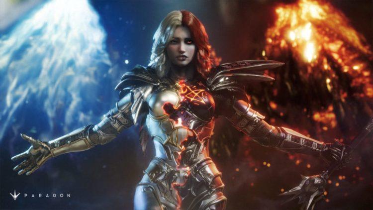 PC Invasion Plays Paragon's new hero Serath
