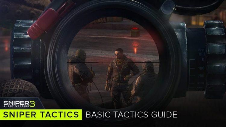 Sniper Ghost Warrior 3 video shows sniper tactics