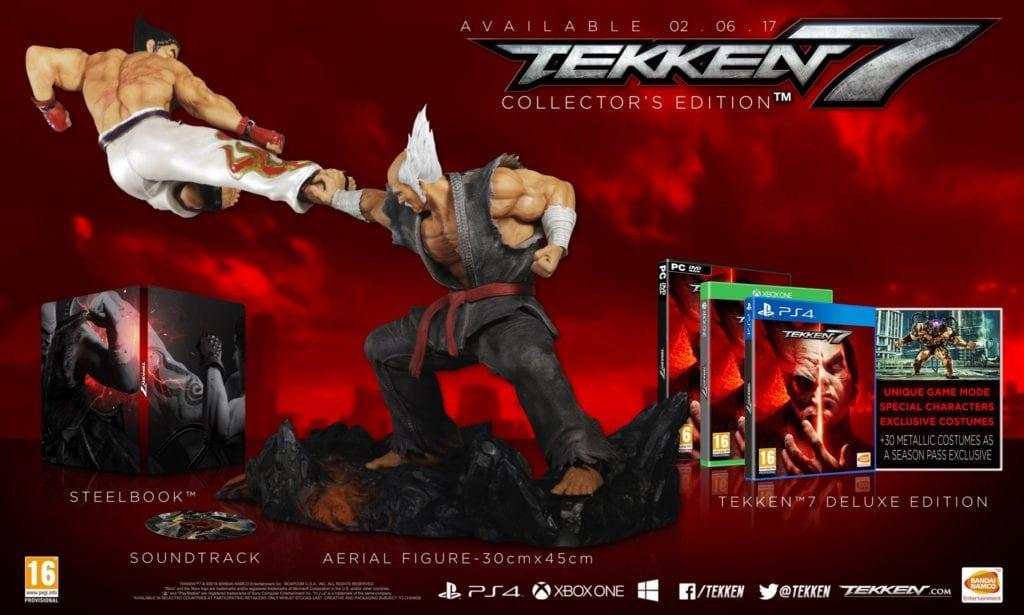 Tekken 7 comes to PC on 2 June