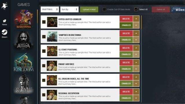Total War: Warhammer Mod Manager still in the works | PC Invasion