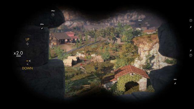 Sniper-Elite-4-binoculars-640x360 Sniper Elite 4 PC Technical Review