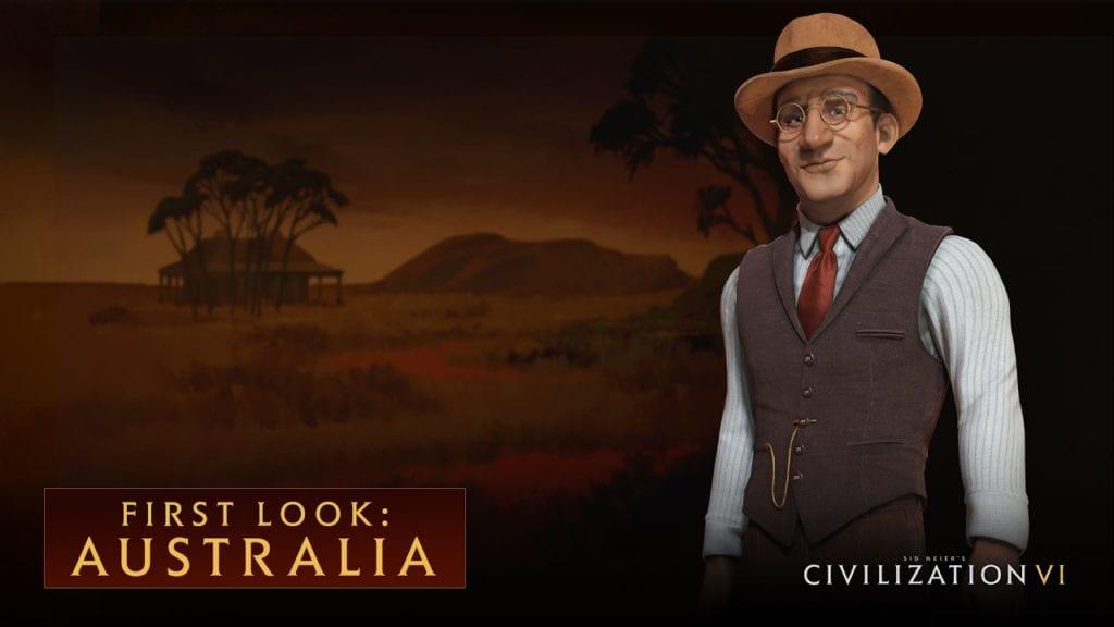 Civilization VI getting modding tools, Australia DLC