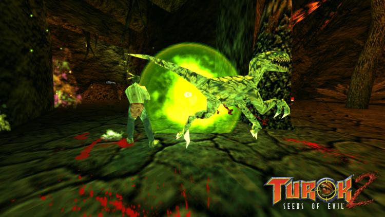 Turok 2 Seeds of Evil gets release date