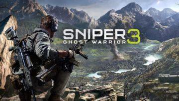 PC Invasion Plays Sniper Ghost Warrior 3